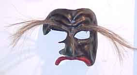 One of a kind mask