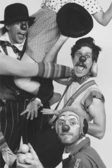 Clowns, Fred Collins, Michael McGuigan, Stephen Ringold