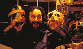 ManKind Masks and Me