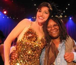 Amy G & Whoopi Goldberg